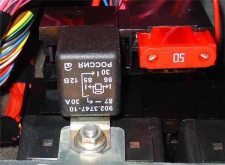 carpedia.club lada kalina 1117 elektrooborudovanie i avto elektronika 0001489d099e - Схема подключения бензонасоса лада калина