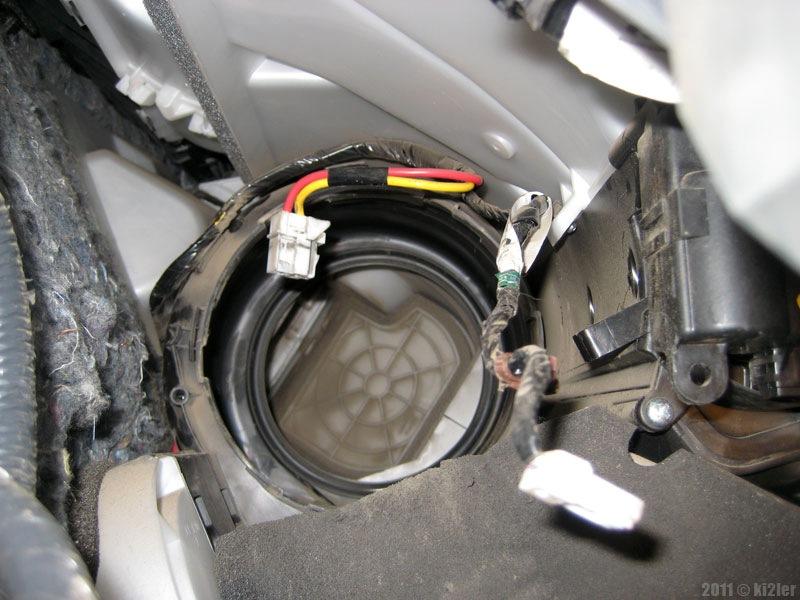 Ниссан кашкай замена мотора отопителя