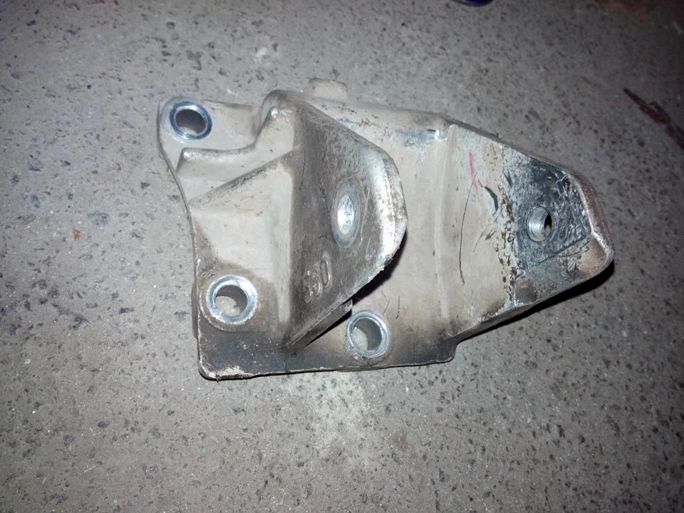 Замена задней опоры двигателя лансер 9 своими руками 61