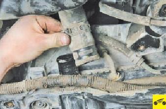 Замена отводящего шланга радиатора hyundai ix55 Заправка кондиционера ford transit
