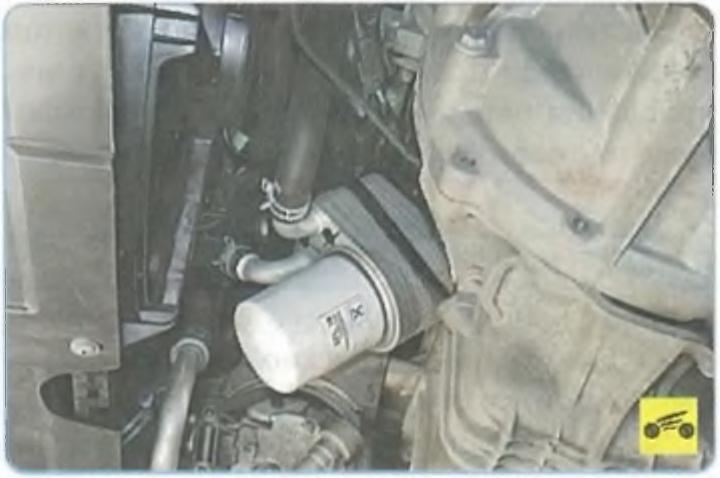 Неисправен масляный теплообменник форд фокус теплообменник смета фер