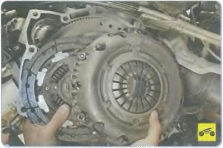 Замена сцепления форд фокус 2 18 своими руками 77