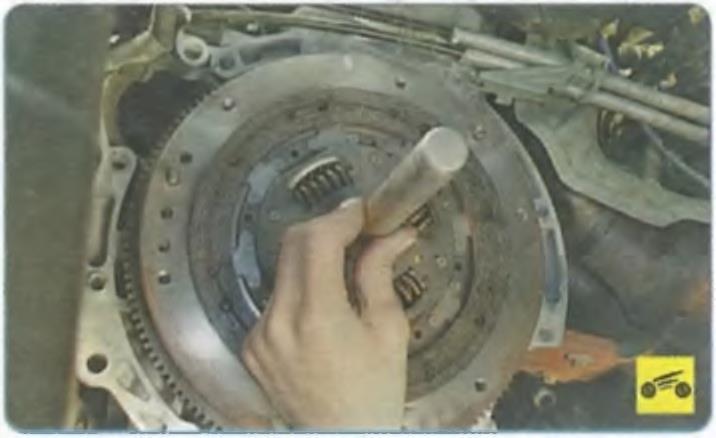 Форд фокус 1 замена сцепления своими руками