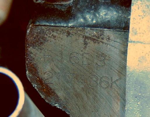 Номера двигателя на шевроле