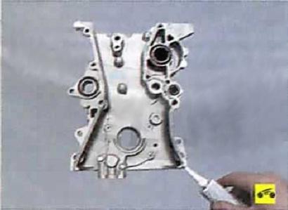 Замена цепи грм на ниссан примера р12 своими руками