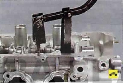 Замена сальников клапанов ниссан альмера
