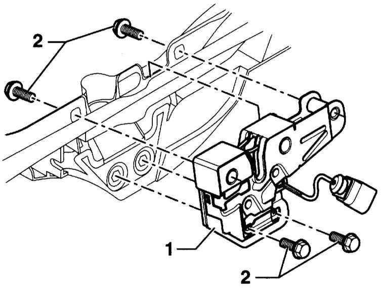 Проверка и регулировка капота Audi A4