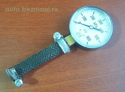 Топливный манометр своими руками Ремонт, тюнинг и 56