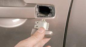 Выключатель замка двери Nissan Qashqai