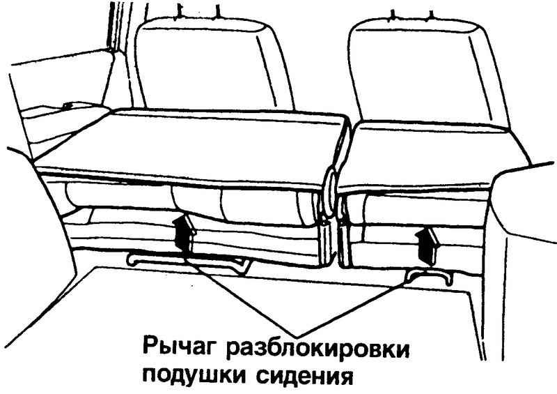 Разблокировка подушек Hyundai Matrix