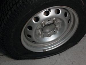 замена колес chevrolet niva