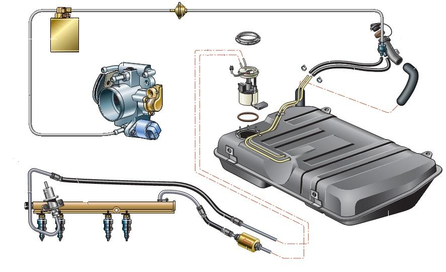 Особенности конструкции двигателя Chevrolet Niva