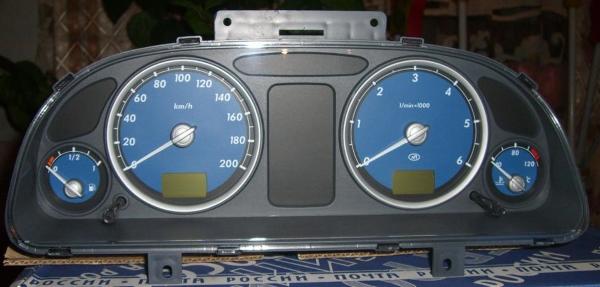 carpedia.club GAZ31105 elektrooborudovanie i avto elektronika 721edb929 - Щиток приборов газ 3110 распиновка