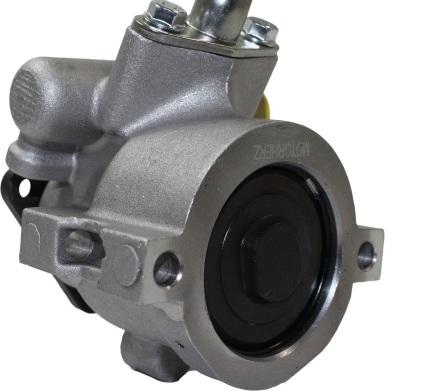 Снятый насос гидроусилителя рулевого управления двигателя F16D3 Daewoo Nexia N150