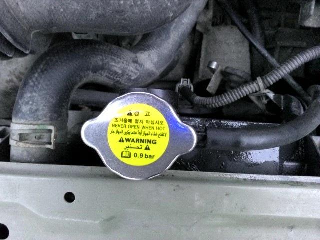 Замена охлаждающей жидкости на Nissan Note 2004 - 2012