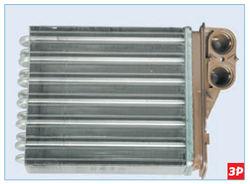 Радиатор отопителя Lada Largus