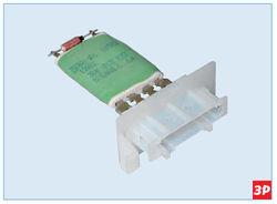 Дополнительный резистор вентилятора отопителя Lada Largus