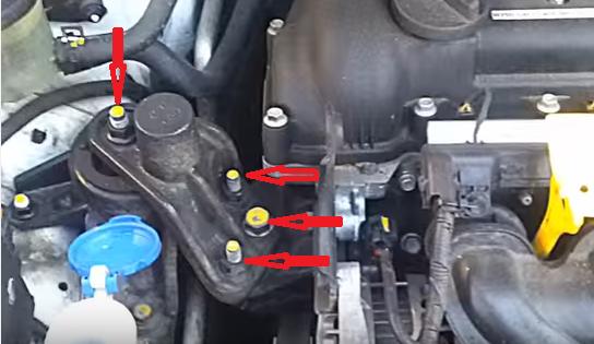 Замена опоры двигателя киа венга Установка светодиодной балки rx300