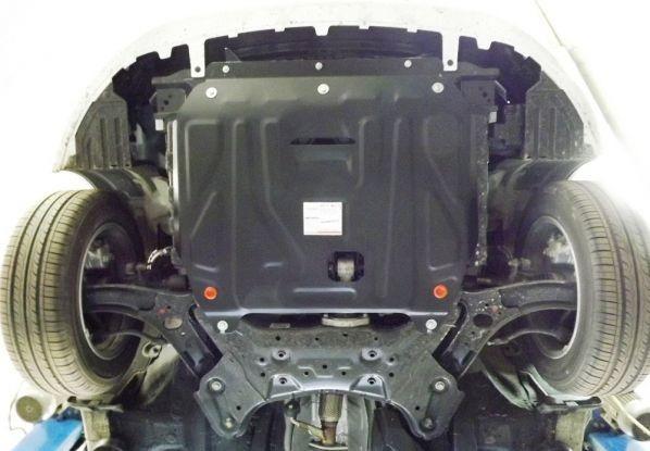 Защитный элемент картера двигателя Kia Rio III