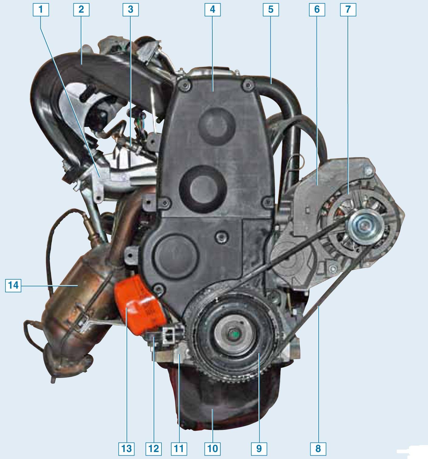 Как только просыпается новый двигатель лады калины, понимаешь u2013 не зря