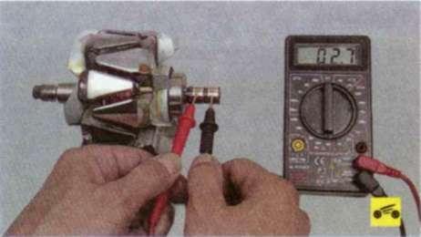 Ремонт якоря генератора своими руками