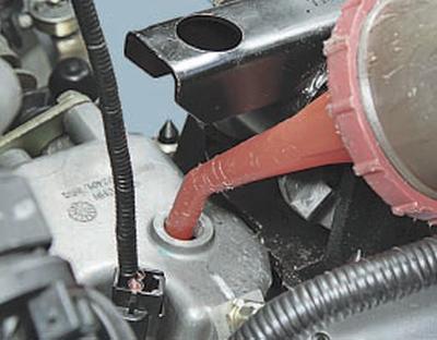 Как проверить уровень масло в коробке передач чери амулет что значит амулет экран
