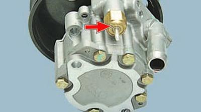 Датчик давления в системе гидроусилителя рулевого управления Chery Tiggo